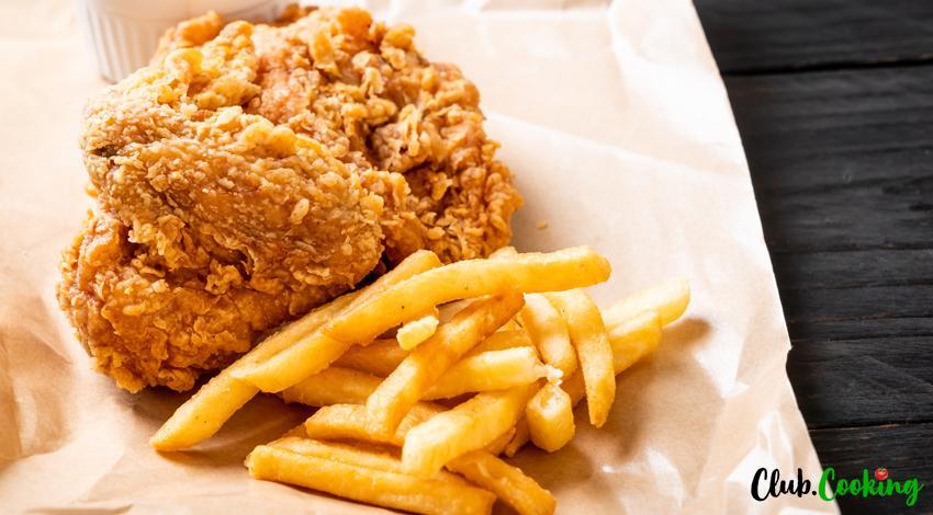 Potato Chip Chicken ?