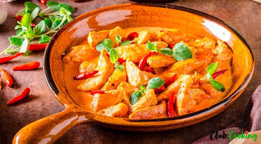 Thai Chicken 🥘