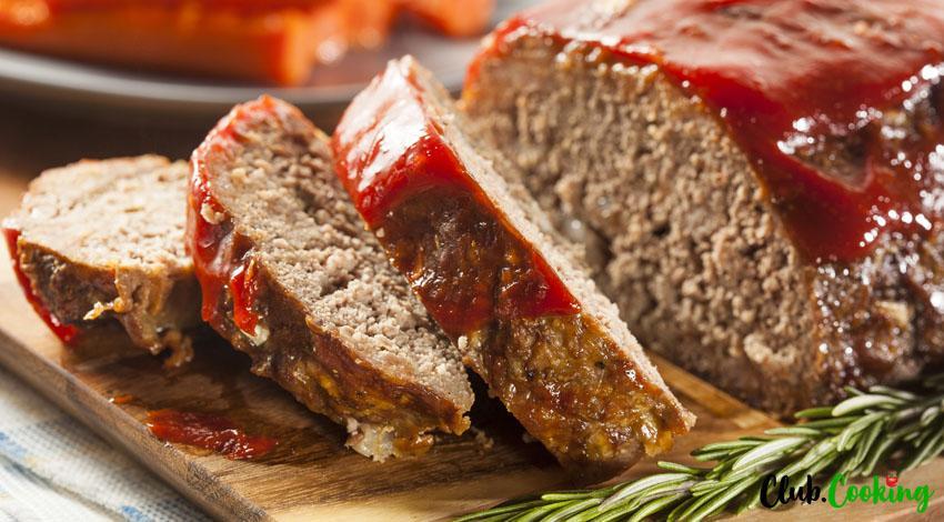 Venison Meatloaf 🥘