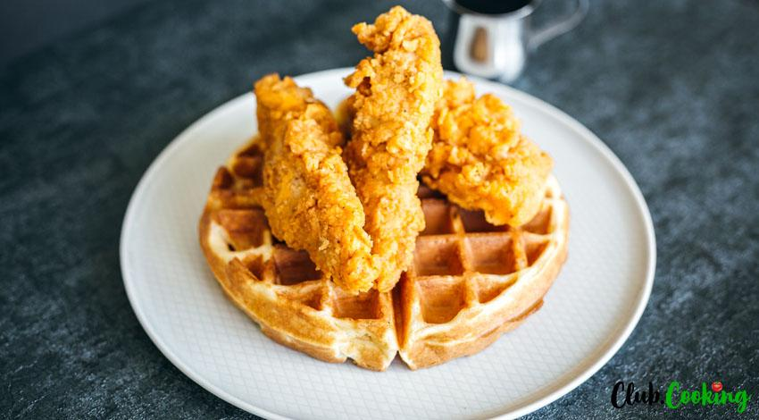 Chicken And Waffles ?