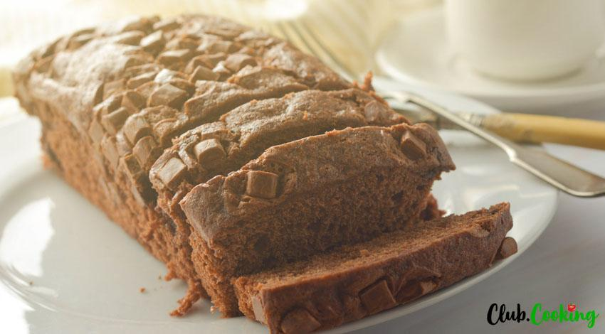 Chocolate Bread 🥘