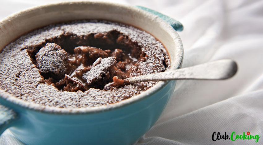 Chocolate Bread Pudding 🥘