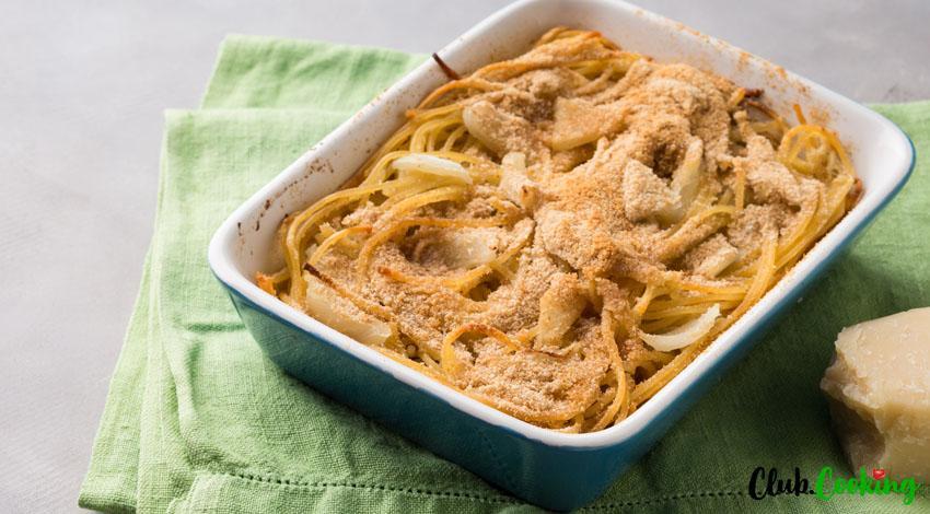 Healthy Fennel Pasta 🥘