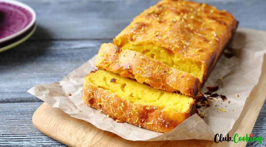 Lemon Bread 🥘
