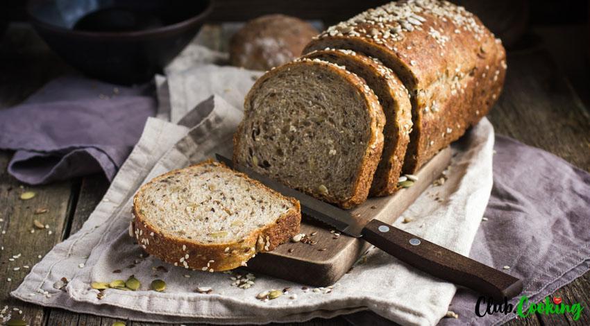 Multi-grain Bread 🥘