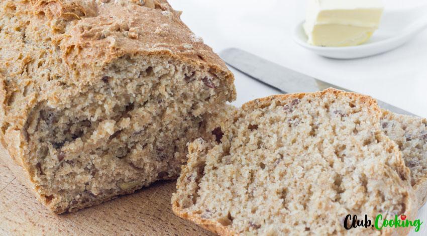 Oatmeal Bread 🥘