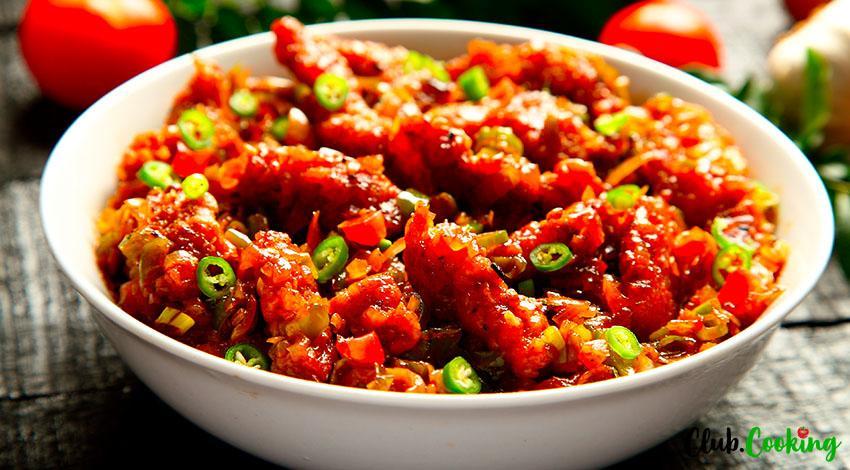 Asian Chicken 🥘