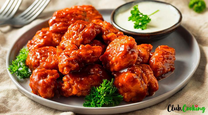 Boneless Chicken Wings ?