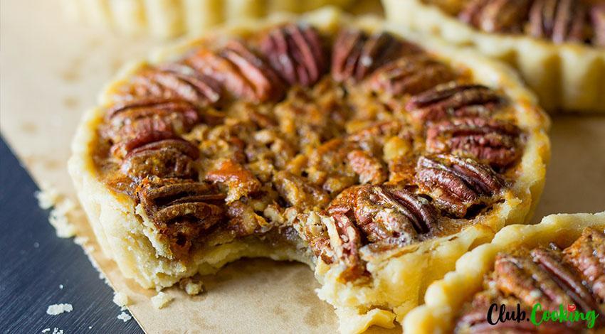 Bourbon Pecan Pie ?