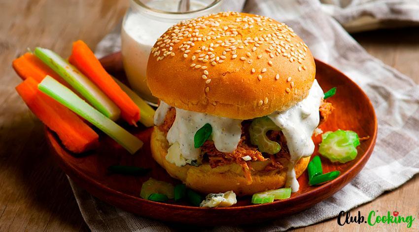 Buffalo Chicken Sandwich ?