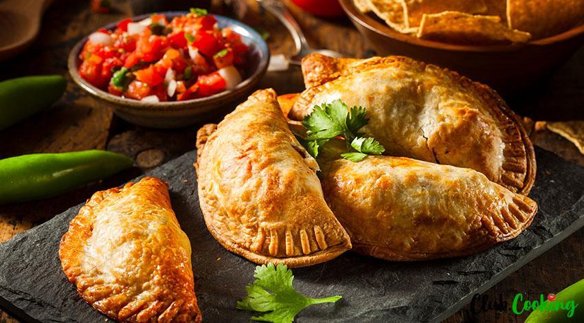 Chicken Empanadas 🥘