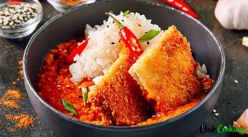 Chicken Katsu 🥘