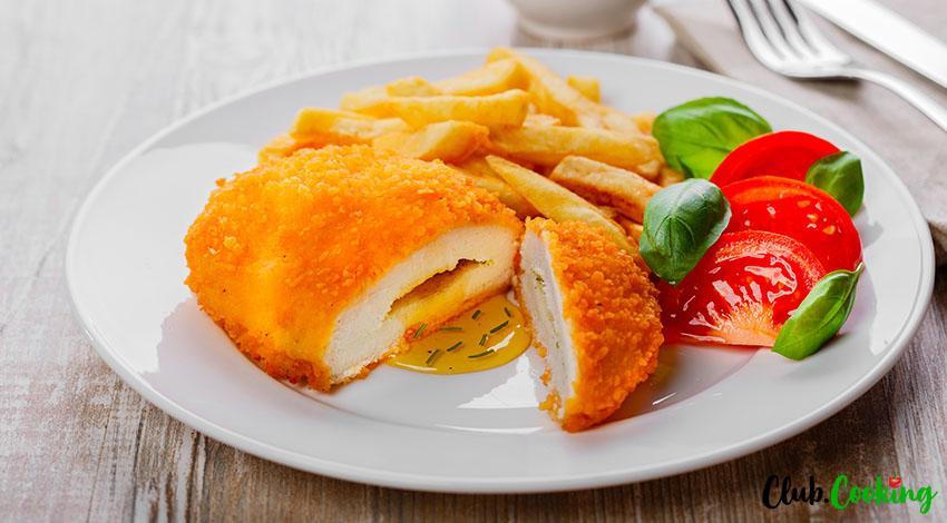 Chicken Kiev 🥘