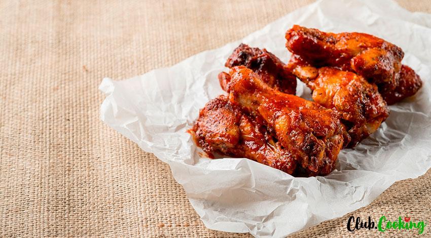 Chicken Wings In Air Fryer 🥘