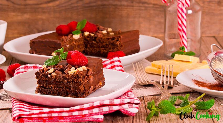 Chocolate Pie 🥘