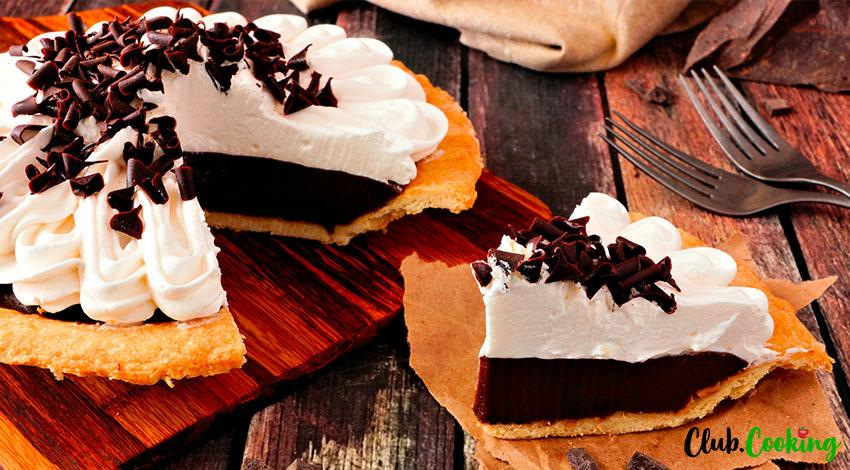 Chocolate Pudding Pie ?