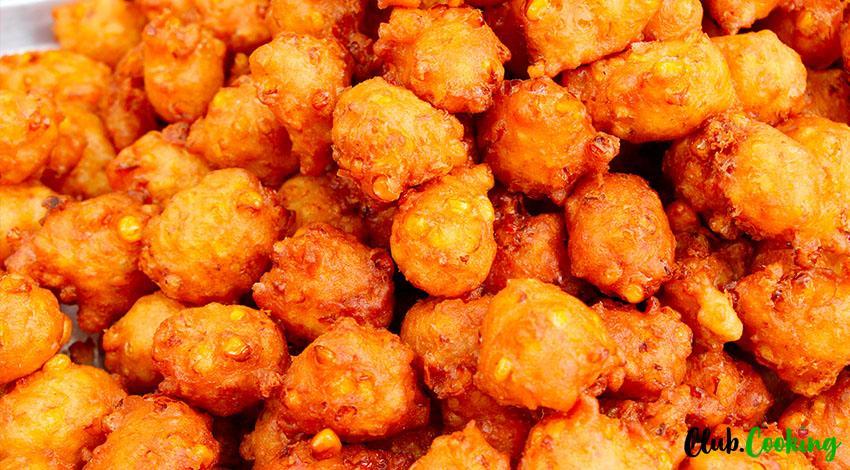 Corn Nuggets 🥘