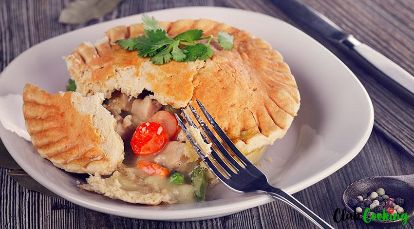 Instant Pot Chicken Pot Pie 🥘