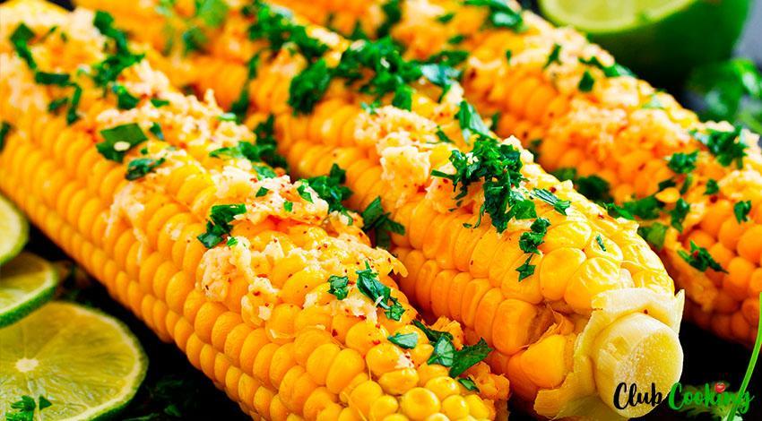 Instant Pot Corn On The Cob 🥘