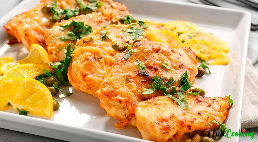 Italian Chicken 🥘