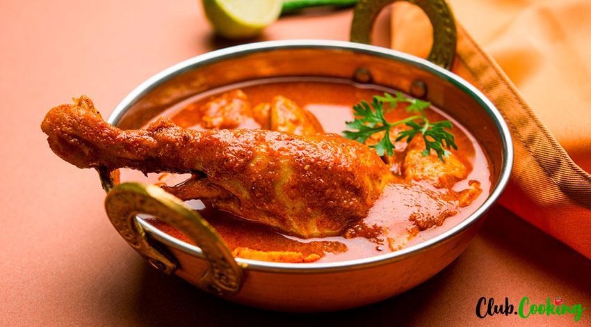 Kadai Chicken 🥘