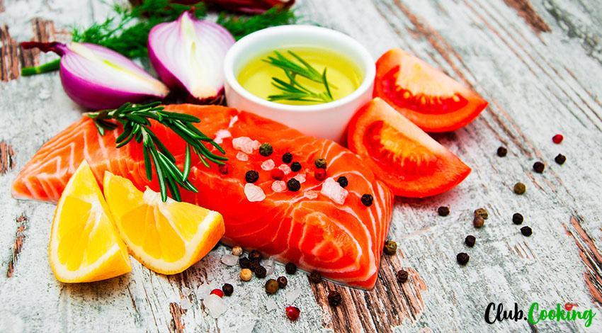 Lemon Pepper Salmon 🥘