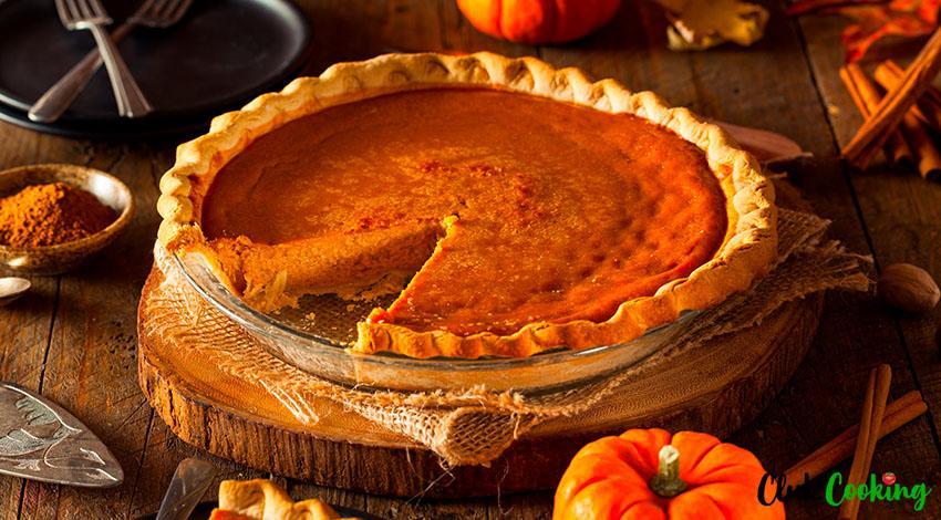 Libby's Pumpkin Pie 🥘