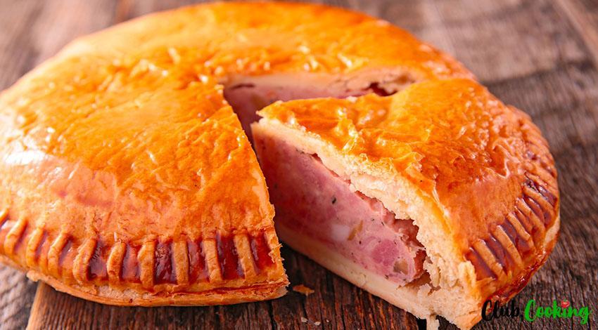 Meat Pie 🥘