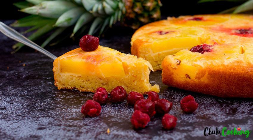 Pineapple Pie 🥘