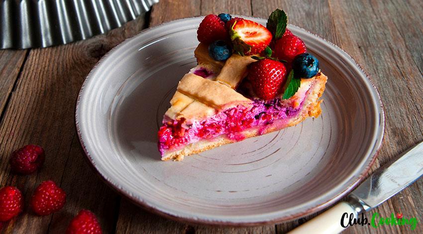 Raspberry Pie 🥘