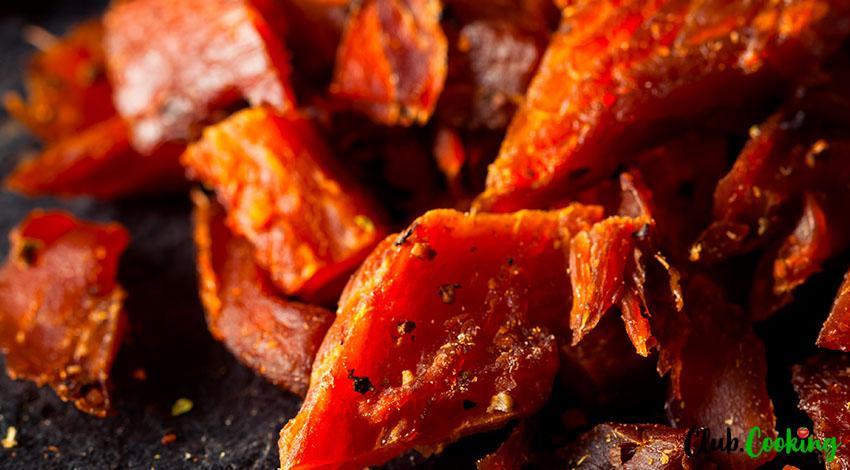 Salmon Jerky 🥘