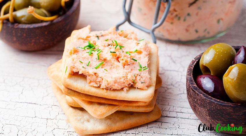 Salmon Mousse 🥘