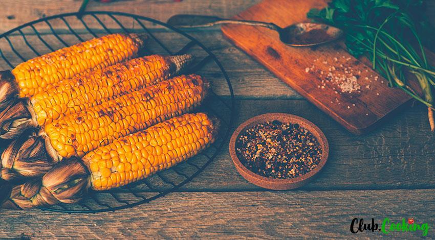 Smoked Corn 🥘