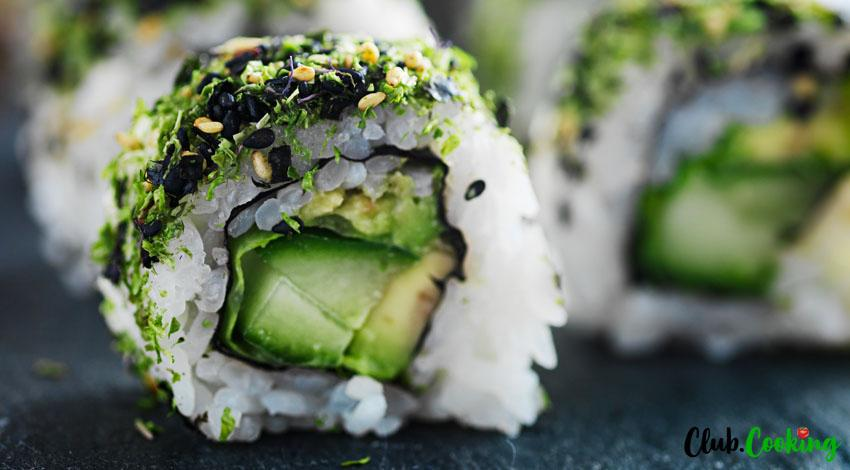 Avocado Roll ?